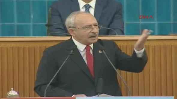 Kılıçdaroğlu: Sen ülkeni değil, cebini düşünensin, sen vatan hainisin!