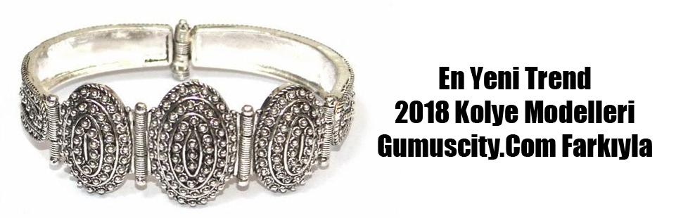 En Yeni Trend 2018 Kolye Modelleri Gumuscity.Com Farkıyla