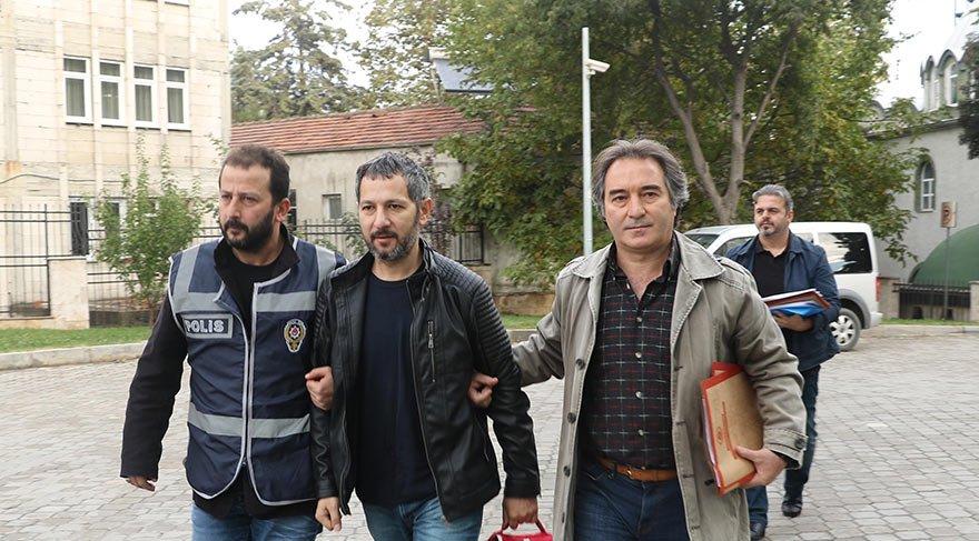 FETÖ'nün 'mahrem imamı' olduğu iddiasıyla tutuklandı