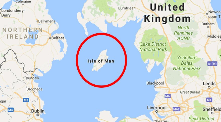 Kılıçdaroğlu'nun bahsettiği Man Adası nerede?