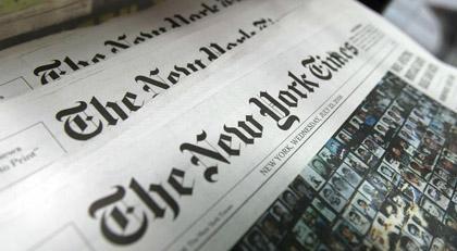 New York Times özür diledi!