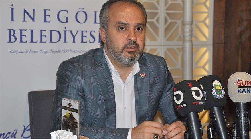 AKP'nin Bursa Büyükşehir Başkan adayı Alinur Aktaş oldu