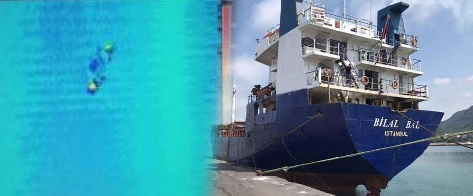 Şile açıklarında batan gemiyle ilgili flaş gelişme!
