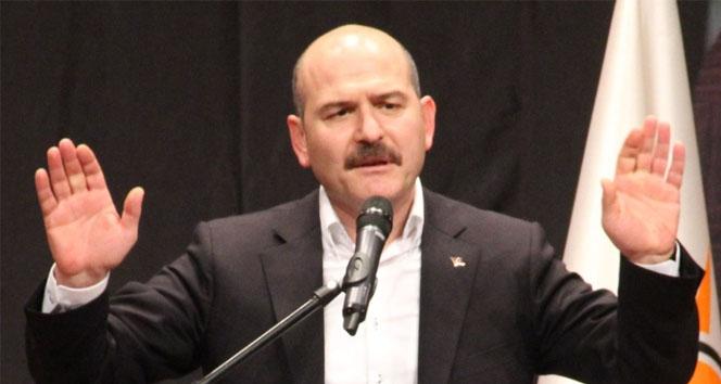CHP'den Soylu'ya: 'Özür dilerim' de, istifa et