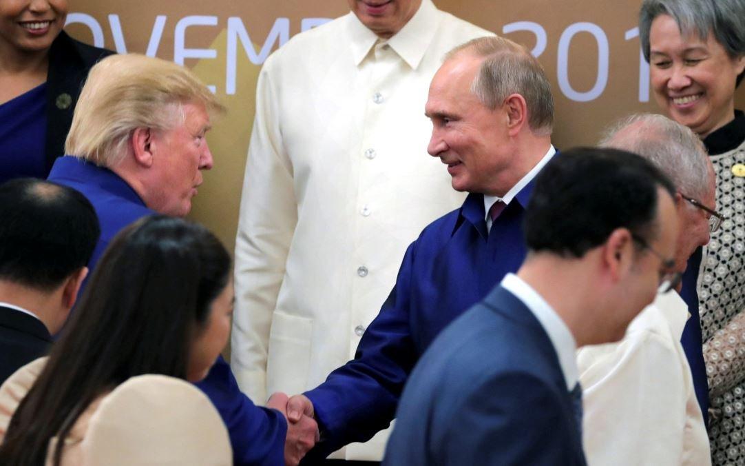Putin ve Trump'tan ortak açıklama