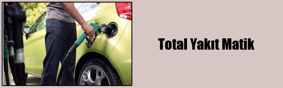Total Yakıt Matik
