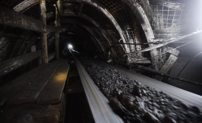 Zonguldak'ta maden ocağı göçüğü!