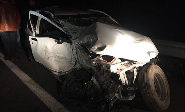 Aydın'da zincirleme kaza: 2'si ağır, 5 yaralı