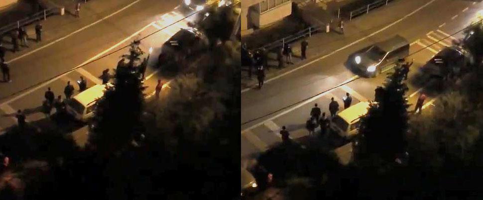 Trabzon'da havaya ateş açan magandalar yakalandı