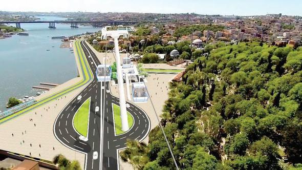 Kadir Topbaş'ın bir projesi daha iptal edildi