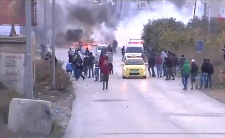 Kudüs karıştı… İsrail askerleri müdahale ediyor