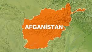 Afganistan'da helikopter düştü