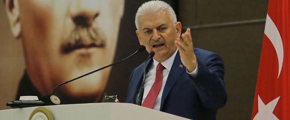 Yıldırım: Türkiye Cumhuriyeti'ne göre yok hükmündedir!