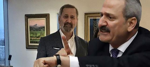 Eski AKP'li bakan Çağlayan'ı görenler tanıyamadı!