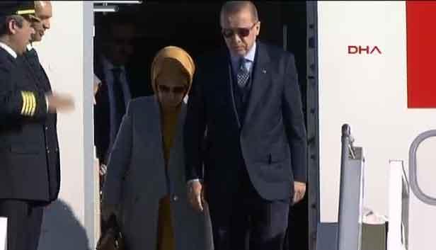 Erdoğan Yunanistan'da! 65 yıl sonra bir ilk!