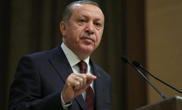 Erdoğan'dan 'Mavi Vatan' mesajı