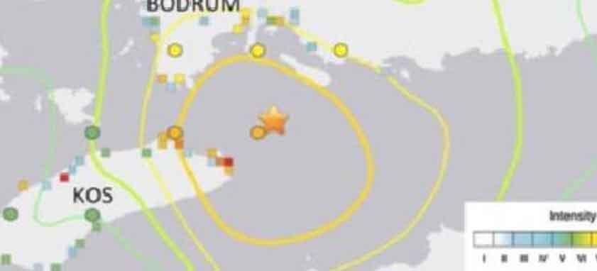 Türkiye'de ilk kez bir fayın yırtılma boyutu GPS ile belirlendi