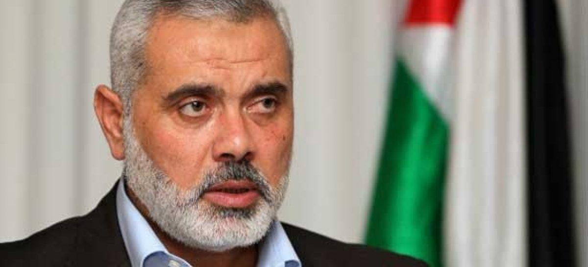 ABD, Hamas lideri Haniye'yi 'terör listesine' aldı