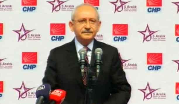 Kılıçdaroğlu: Kumpas kurdular!