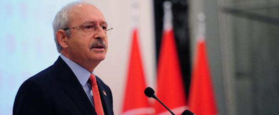Kılıçdaroğlu: Yapılan her saldırı Türkiye Cumhuriyeti Devleti'ne yapılmış bir saldırıdır