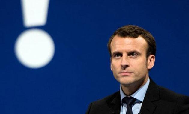 Macron: Fransa bu kararı desteklemiyor!