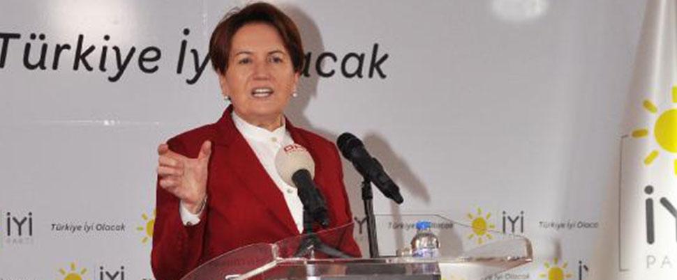 Akşener: Erdoğan, Boğaziçi Üniversitesi'ne bağırmadı