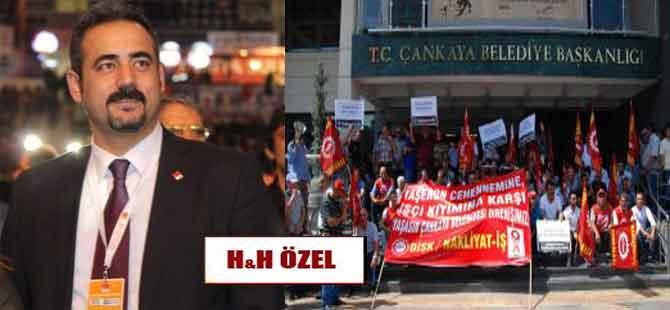 Devrim Özüdoğru; greve giden işçileri unuttu mu?
