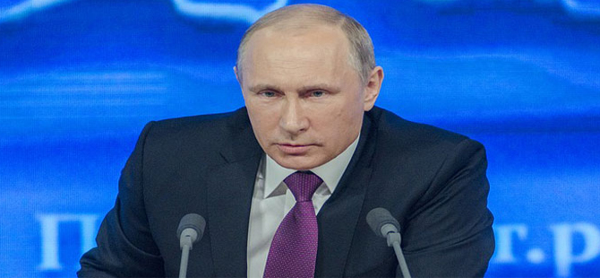 Putin: Yabancı birliklerin Suriye'yi terk etmeleri gerek