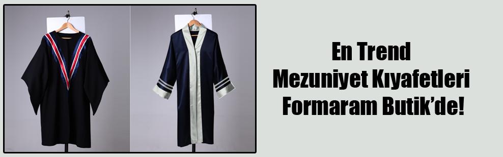 En Trend Mezuniyet Kıyafetleri Formaram Butikde
