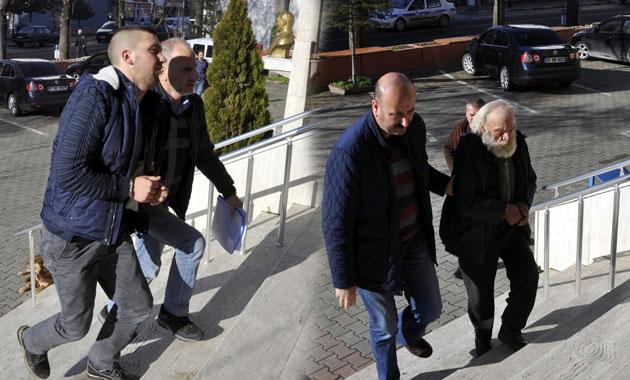Tekirdağ'da baba- oğul cinayetten tutuklandı