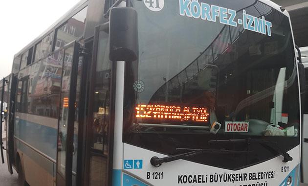 Anahtarı üzerinde unuttuğu otobüsü çalındı