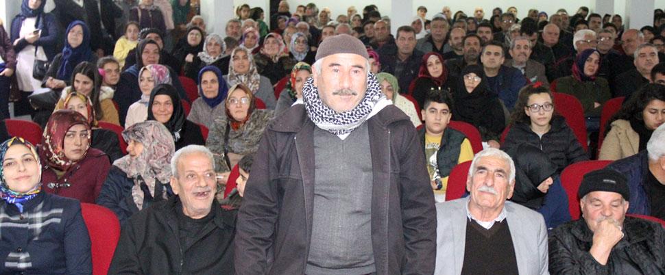 Şanlıurfa'da emeklilerin ev sevinci