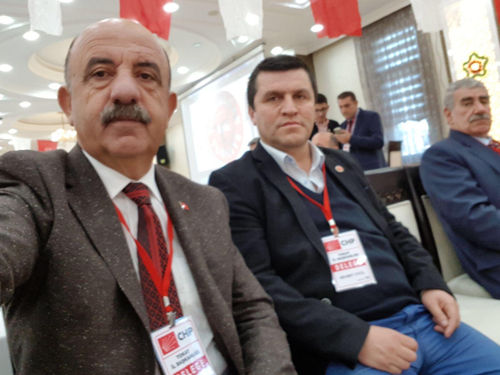 CHP Tokat İl Kongresi'nde Disiplin Kurulu Başkanı Bayram'dan çarpıcı sözler!