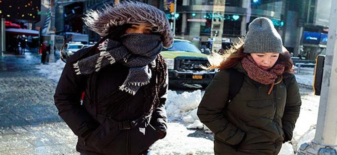 ABD'de aşırı soğuk felaketi: 22 ölü