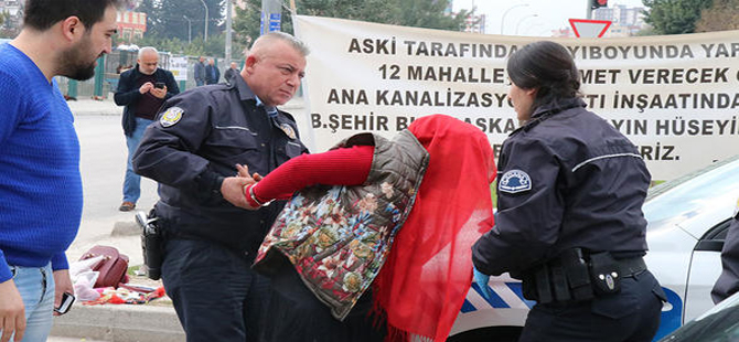 Adana'da polisi alarma geçiren ihbar!