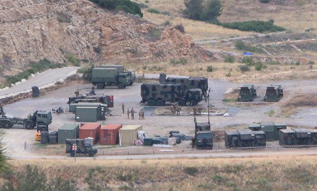 İtalya Hava Savunma Sistemi, 'Afrin operasyonu'na hazır