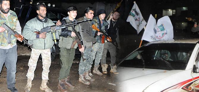 Azez'de ÖSO ve YPG arasında çatışma çıktı