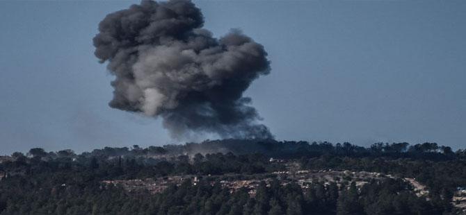 Afrin'de havan saldırısı! Bir asker şehit