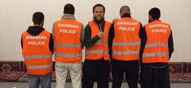 Almanya'da 'Şeriat polisleri' hakkındaki beraat kararı bozuldu
