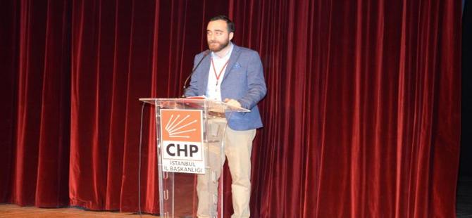 CHP İstanbul İl Gençlik Kolları Başkanı seçimi sonuçlandı!
