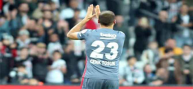 Cenk Tosun, Türkiye adına rekor bonservis bedeli ile Everton'da