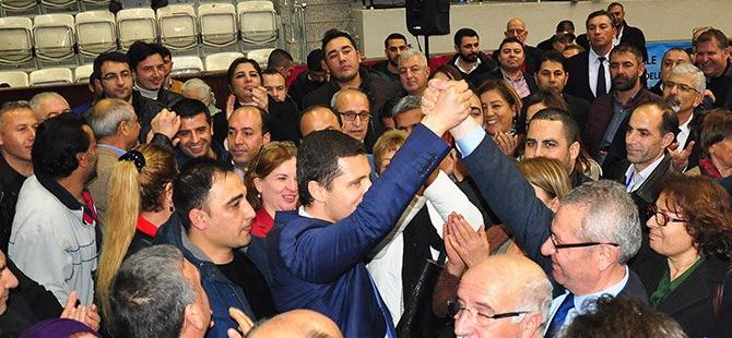 CHP İzmir'de yeni başkan belli oldu