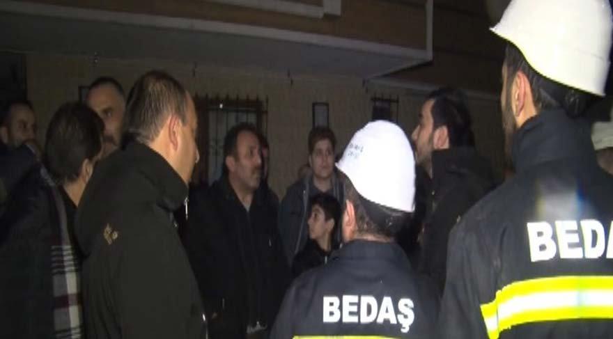 İstanbul'da trafo patlaması! Mahalleli isyan etti