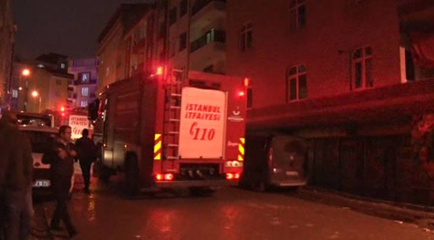 Esenyurt'ta bir evde patlama: 7 yaralı