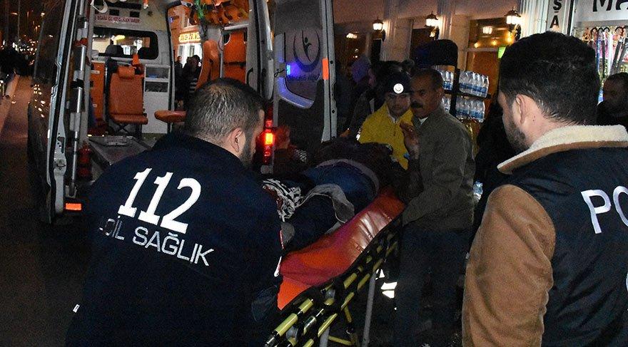 İstanbul'da silahlı saldırı! Yaralılar var