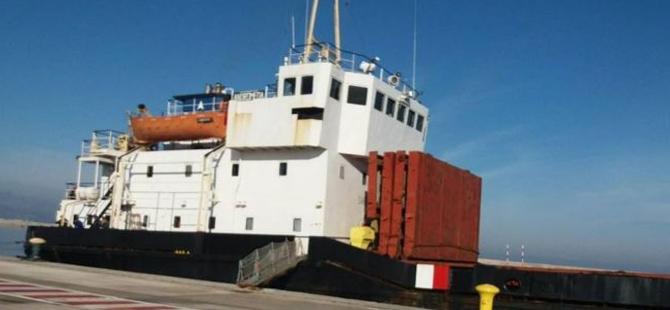 Reuters: Türkiye'den patlayıcı nitelikli malzeme ile yola çıkan bir gemi Yunan sularında durduruldu