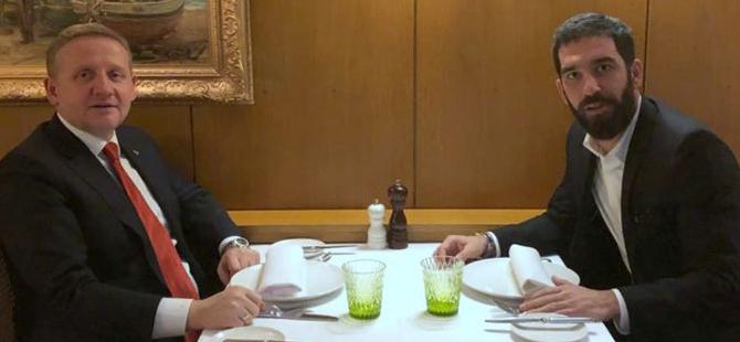 Medipol Başakşehir, Arda Turan ile prensipte anlaştı