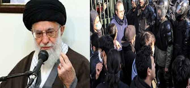 Hamaney: Düşman herzaman bir yerden sızıp İran ulusunu vuracak bir fırsat kolluyor