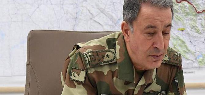 Hulusi Akar 9 askerin şehit olduğu saldırıyı anlattı