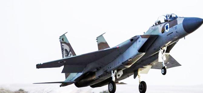 Suriye ordusu: İsrail, Şam yakınlarındaki bir üssü hedefledi